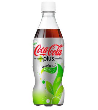 Coca-Cola со вкусом зеленого чая